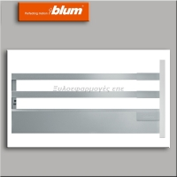Blum 85Χ50 με δύο μπάρες