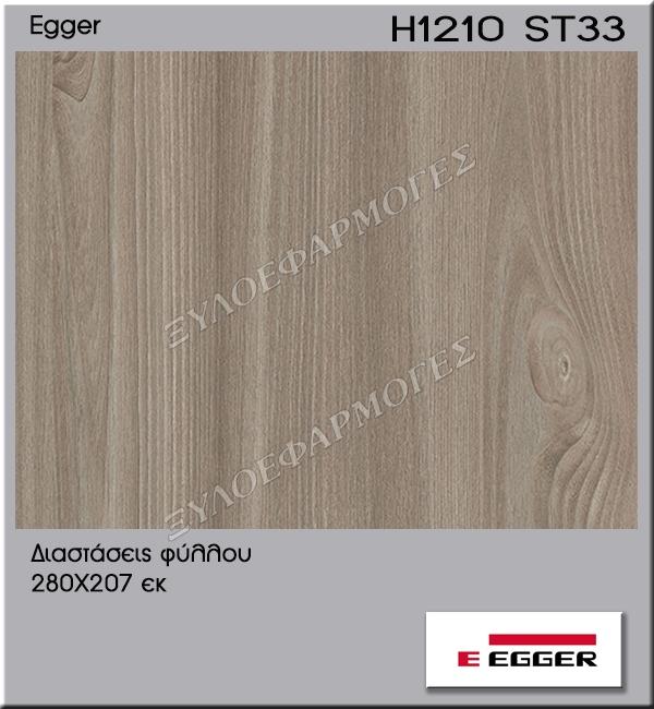 Μελαμίνη Egger H1210-ST33
