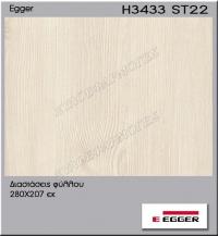 Μελαμίνη Egger H3433-ST22