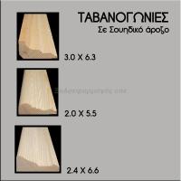 Ταβανογωνιές