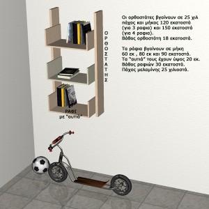 rafaria02 300x300 Φτιαξτε ευκολα βιβλιοθηκες και ραφαριες